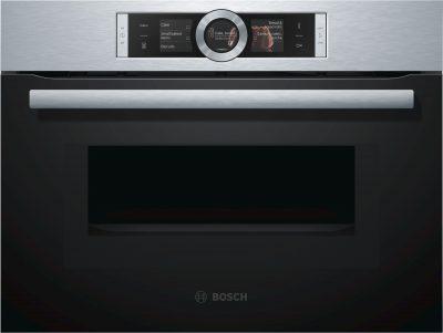 Lò Nướng Kèm Vi Sóng Bosch CMG636BS1, lò nướng, lo nuong, lò nướng Bosch, lò nướng âm tủ, lò nướng âm tủ giá rẻ tại Hà Nội, lò nướng kèm vi sóng, lò nướng âm tủ giá rẻ, lò nướng âm tủ nhập khẩu
