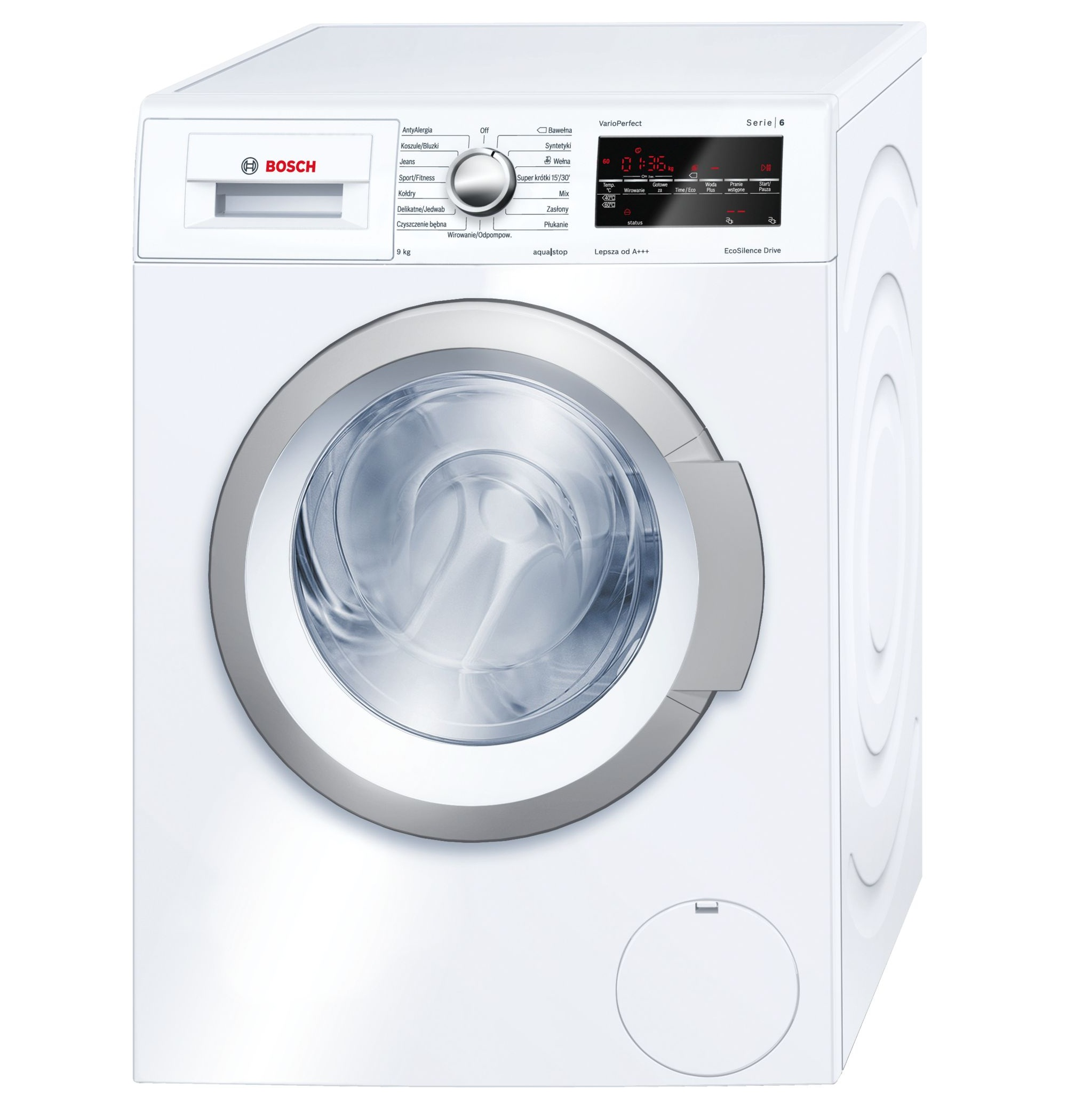 Máy Giặt Bosch WAT24441PL – 8 Kg