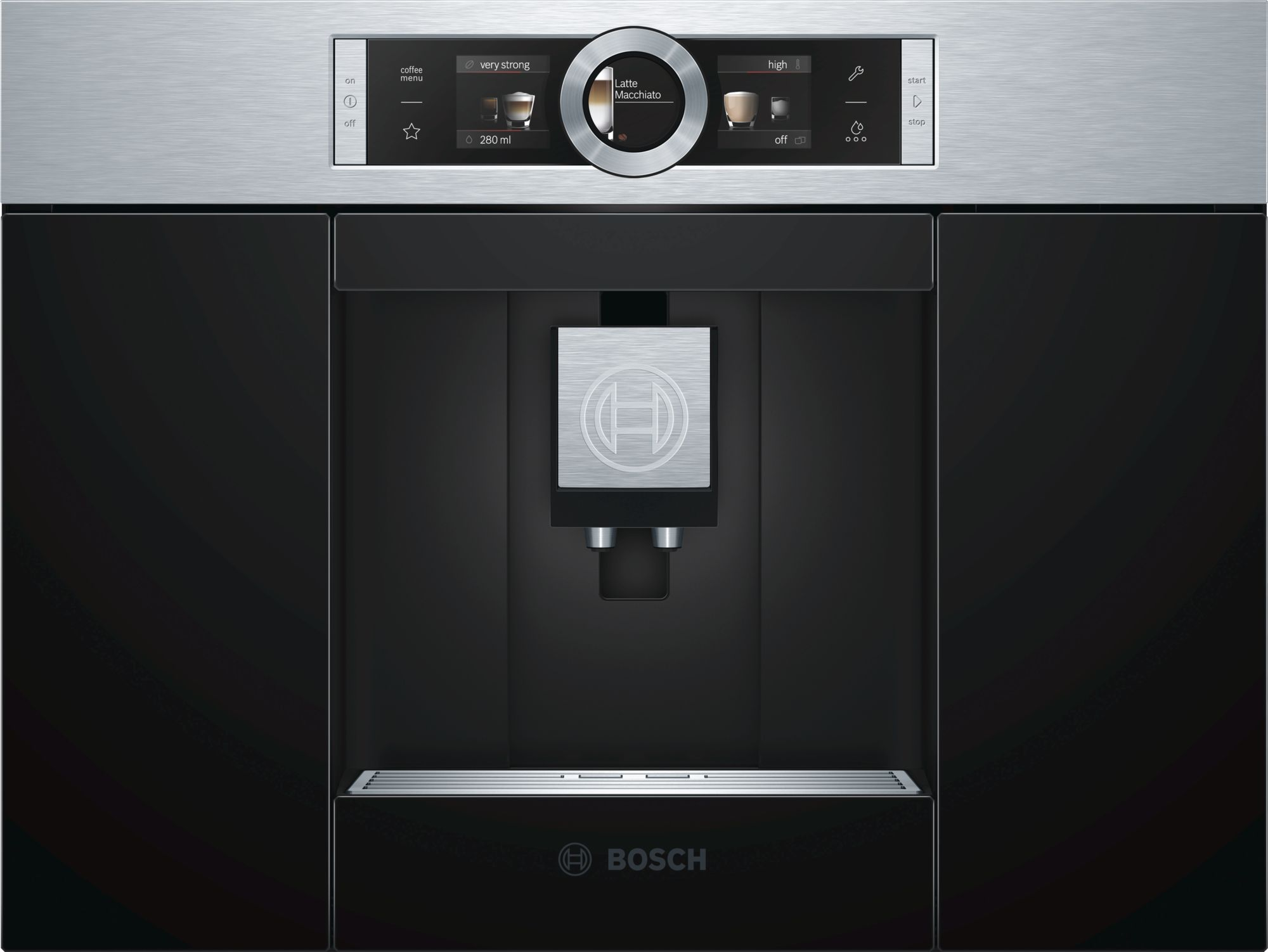 Máy Pha Cafe Bosch CTL636ES1