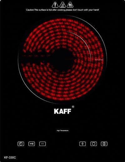 Bếp điện domino Kaff KF 330C, bếp điện, bep dien, bếp hồng ngoại, bep hong ngoai, bếp điện giá rẻ tại TPHCM, bếp hồng ngoại giá rẻ tại tphcm, bếp hồng ngoại giá rẻ tại tphcm, bếp nhập khẩu