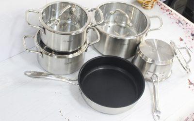 Bộ Nồi Arber AB 5PLUS 5 Món, đồ gia dụng, do gia dung, đồ gia dụng nhập khẩu, đồ gia dụng chính hãng, đồ gia dụng giá rẻ, đồ gia dụng giá rẻ tphcm, thiết bị nhà bếp, thiết bị nhà bếp nhập khẩu