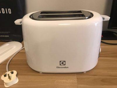 Máy Nướng Bánh Mì Electrolux ETS1303W, đồ gia dụng, do gia dung, đồ gia dụng nhập khẩu, đồ gia dụng chính hãng, đồ gia dụng giá rẻ, đồ gia dụng giá rẻ tphcm, thiết bị nhà bếp, thiết bị nhà bếp nhập khẩu