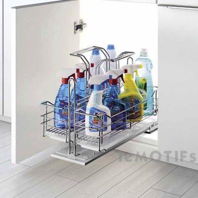 Kệ đựng chất tẩy rửa Cariny Cleria CH 3510S, kệ đựng chất tẩy rửa, kệ đựng chất tẩy rửa Cariny, phụ kiện tủ bếp, phu kien tu bep, phụ kiện tủ bếp Cariny, phụ kiện tủ bếp tphcm, phụ kiện tủ bếp giá rẻ, phụ kiện tủ bếp chính hãng, phụ kiện tủ bếp nhập khẩu