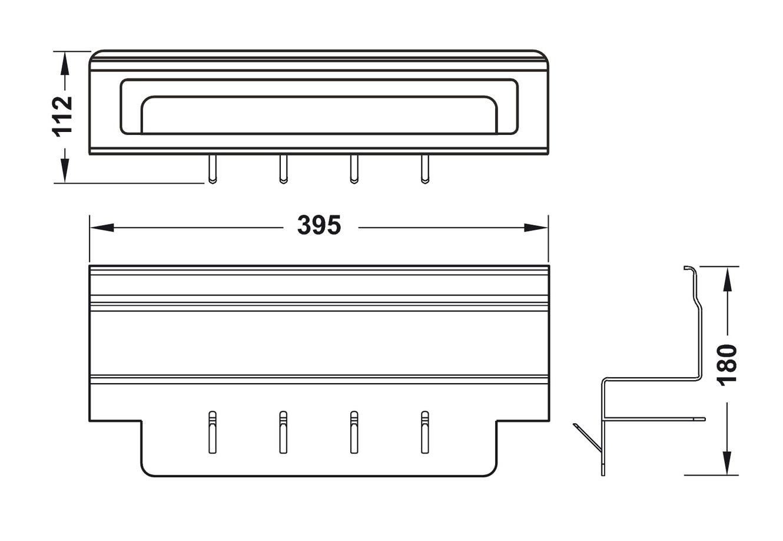 BVKT-Kệ-để-dao-có-móc-treo-Hafele-523.00.330