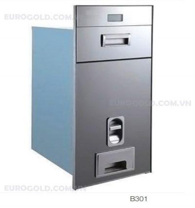 Thùng gạo điện tử mặt gương trắng bạc Eurogold B301, thùng gạo Eurogold, phụ kiện tủ bếp, phu kien tu bep, phụ kiện tủ bếp Eurogold, phụ kiện tủ bếp tphcm, phụ kiện tủ bếp giá rẻ, phu kien tu bep gia re, phụ kiện tủ bếp chính hãng, phụ kiện tủ bếp nhập khẩu